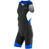 ORCA Core Racesuit Men black/rad blue